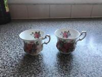 Royal albert cups