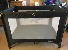 Travel cot excellent condition