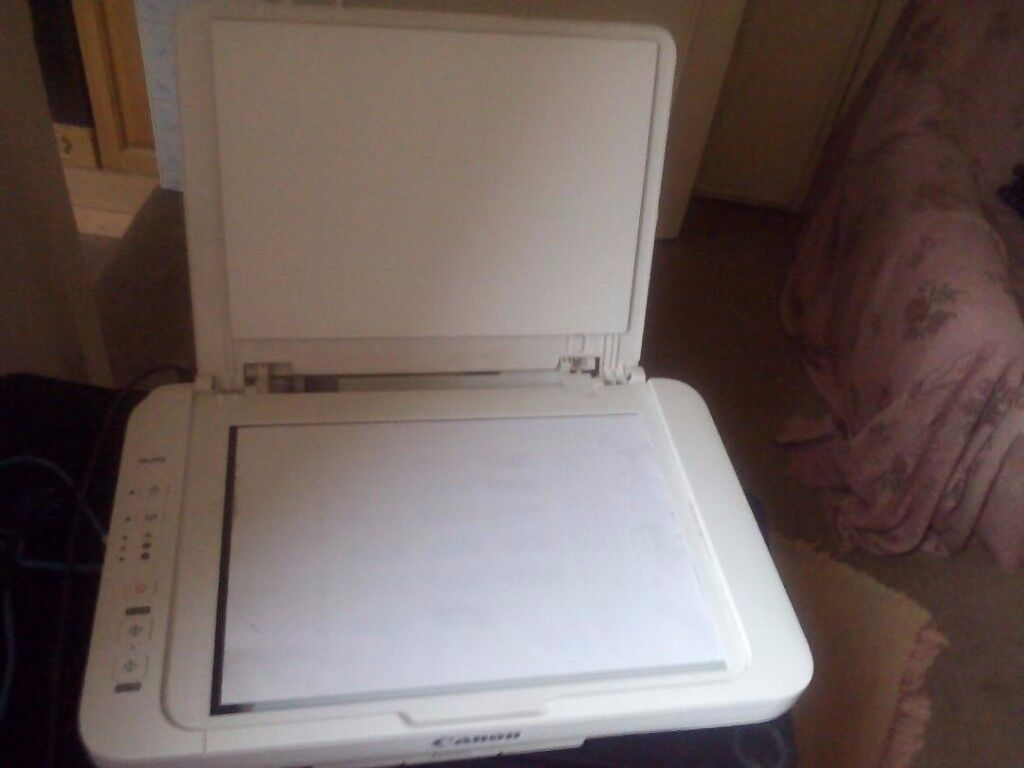 CANON PIXMA MG2950 INKJET PRINTER/SCANNER - nearly new - any reasonable offers accepted
