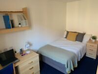 STUDENT ROOMS TO RENT IN SHEFFIELD. ONE BED FLAT WITH FULLY FITTED KITCHEN, LAUNDRY AND WIFI