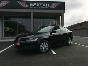 2013 Volkswagen Jetta 2.0L TRENDLINE 5 SPEED BASIC POWER WINDOWS