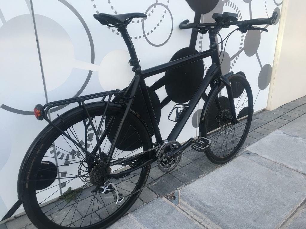 The Best Cannondale Bad Boy Custom Hybrid Bike For Sale In The Uk