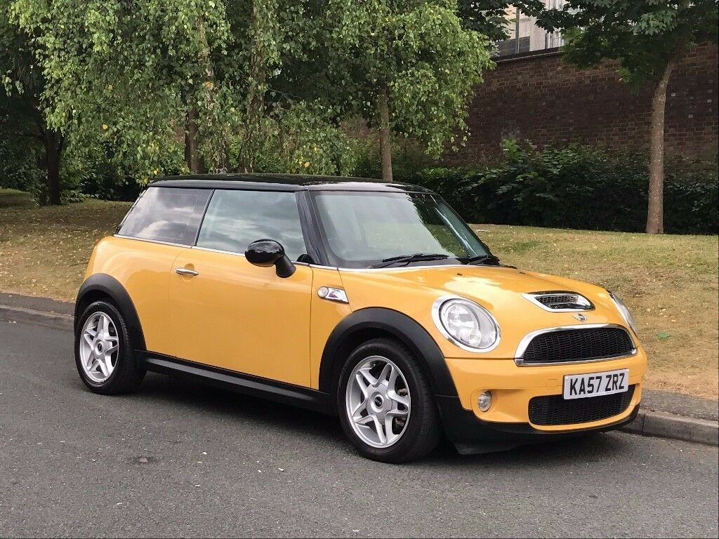 2007 MINI Hatch 1.6 Cooper S 3dr Hatchback Petrol Manual - P/X Welcome