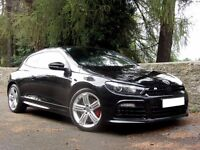 Volkswagen Scirocco 2.0 R 3d 265 BHP, Full Leather, DSG Gear Box, Full Service History