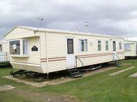 8 Berth caravan to hire ingoldmells Coastfields