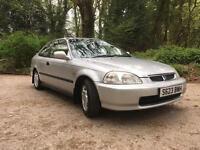 1998 Honda Civic Coupe 1.6LS