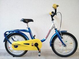 "FREE Bell with (2600) 16"" Lightweight Aluminium KETTLER Boys Girls Bike Bicycle Age: 5-7, 105-120cm"