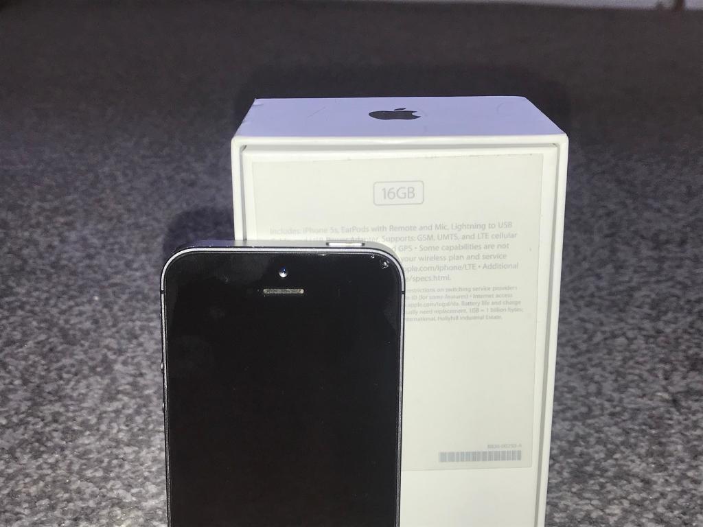Iphone 5s In Bradford West Yorkshire Gumtree Gsm 16 Gb