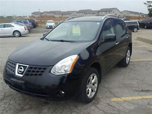 2010 Nissan Rogue SL - AWD - LEATHER - 3 YEAR WARRANTY INCLUDED