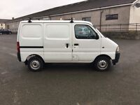 52/03 plate Suzuki carry 1.3 litre only 97k