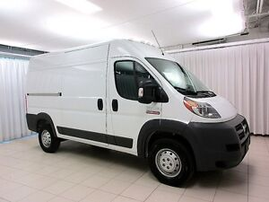2016 Ram Promaster Cargo Van HIGH ROOF - LEASE FROM $469 / $0 DO