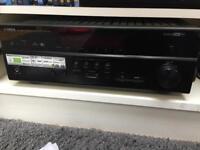 Yamaha rxv577 av receiver