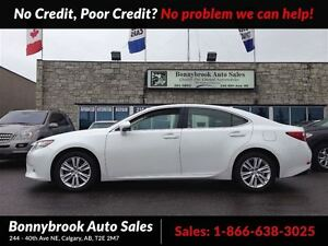 2013 Lexus ES 350 Navigation/ comes with backup camera/ bluetoot