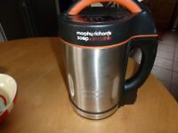 morphy Richards Soup and Smoothie maker Brand New