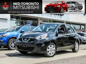 2015 Nissan Micra SV Bluetooth|Back Up Camera