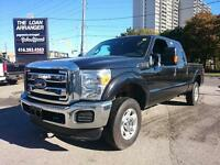 2015 Ford F-250 King Ranch Crew Cab 4WD