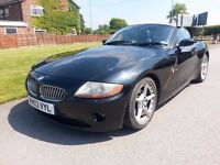 BMW Z4 M Sport & 330 Convertible Part ex & swap consid cash eitherway also look at are myother cars