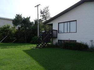 Innisfail 2 bdrm lower unit - Country living with amenities!