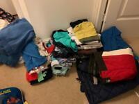 Mostly 5-6 boys clothes bundle