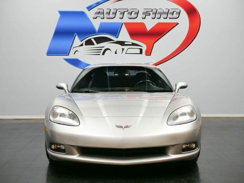 2006 Silver Chevrolet Corvette     C6 Corvette Photo 10
