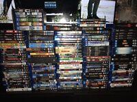 167 movies, walking dead season 1-4 and lost 1-6
