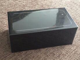 Brand New Sealed Apple iPhone 7 256GB Jet Black (Factory Unlocked)