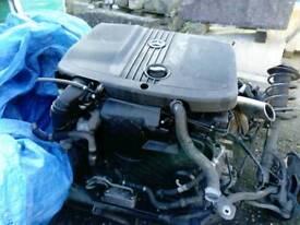 Mercedes-Benz c250 auto engine and gearbox