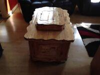 Storage box/ large coffee table