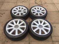 """Audi TT alloy wheels 18"""""""