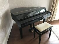 GEM / General Music GRP3 Digital Baby Grand Piano (for spares or repair)