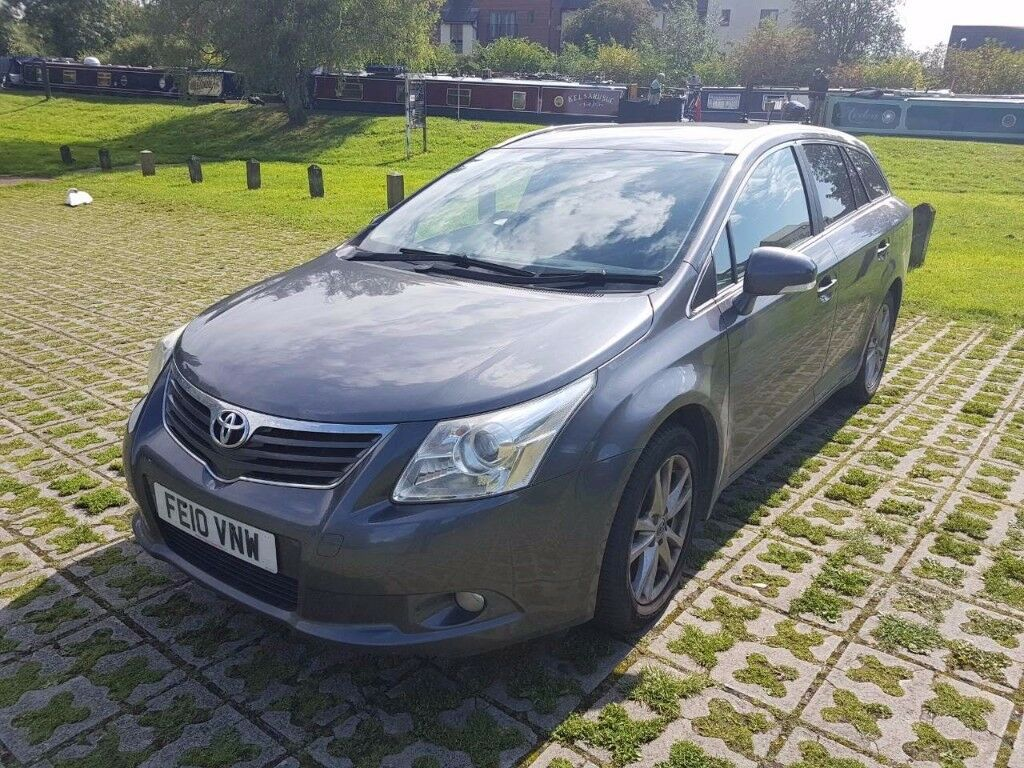 TOYOTA AVENSIS TR 2010 VERY GOOD CONDITION
