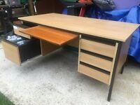 Office/Study Desk 150cms wide x 75cms deep x 72cms high