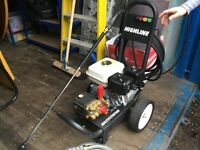** Brand New Diesel Honda Jet Wash - with Hammer Head **