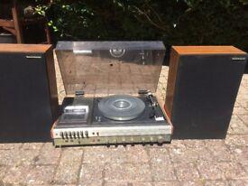 National Panasonic SG - 1070L vintage hifi