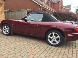 Mazda MX5 'Montana' limited edition