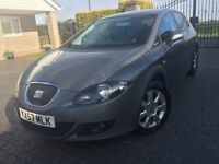 \\\ 57 REG SEAT LEON STYLANCE TDI \\\ IST CLASS CONDITION \\\ NOW ONLY £1999