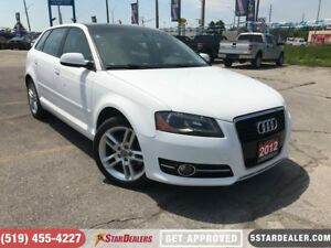 2012 Audi A3 2.0T Progressiv LEATHER | ROOF