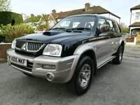 2005 Mitsubishi L200 For Life