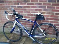 Road Bike - Specialized Secteur Triple - medium frame £200 - Alan 07443 873067 - Yeadon
