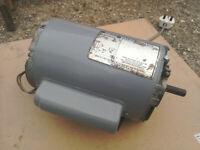 1/2 HP single phase electric motor