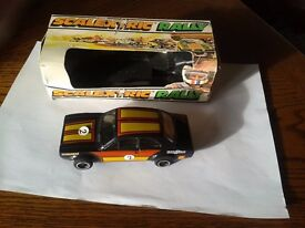 scalextric rally car