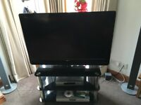Sony 40 LCD TV with stand excellent condition
