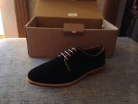 Brand new in box navy suede size 9 from Next size 9