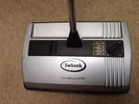 Manual Carpet Sweeper with height adjustable rollers - Located in Elmswell.