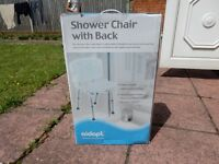 Shower Chair Boxed