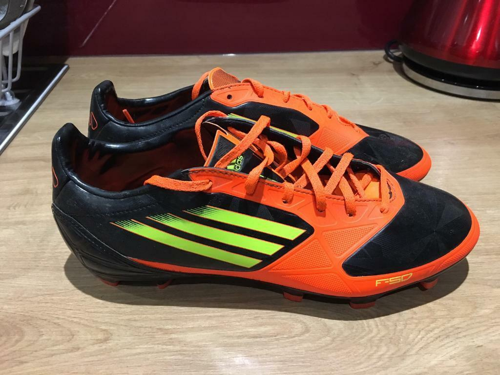 e34a570767c7 Adidas F50 Football Boots Size 7 | in Tingley, West Yorkshire | Gumtree