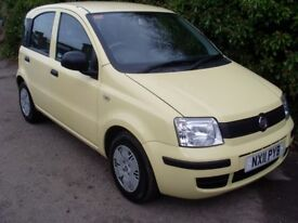 2011 Fiat Panda 1.1 Eco Active ECO 5dr SERVICE HISTORY, CHEAP TAX £30