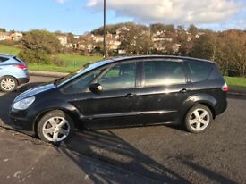 Reliable, Great Black Ford Smax Titanium 7 seater