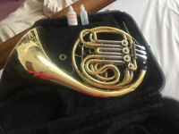 Jupiter Double French Horn Bb & F#