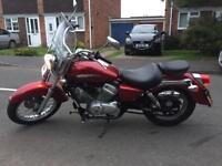 Honda Shadow VT125 C4
